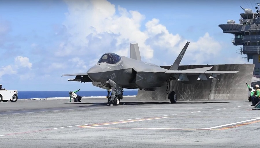 F-35-carrier-trials