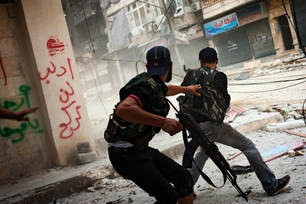 SyrianCivilWar