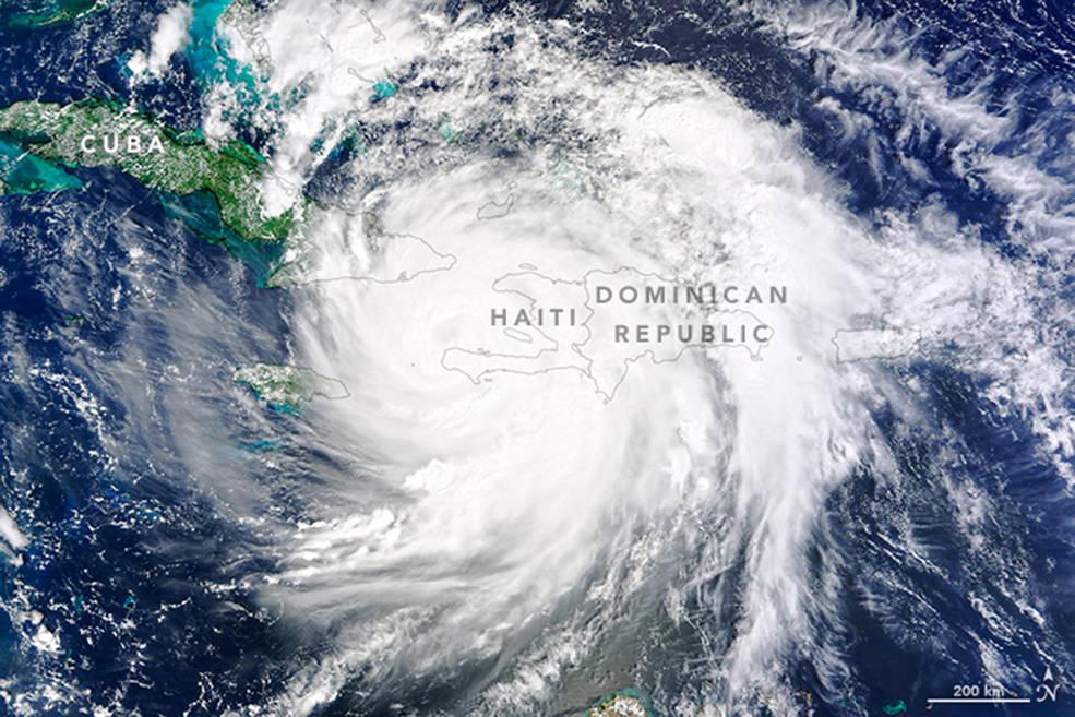 hurricane-matthew-caribbean