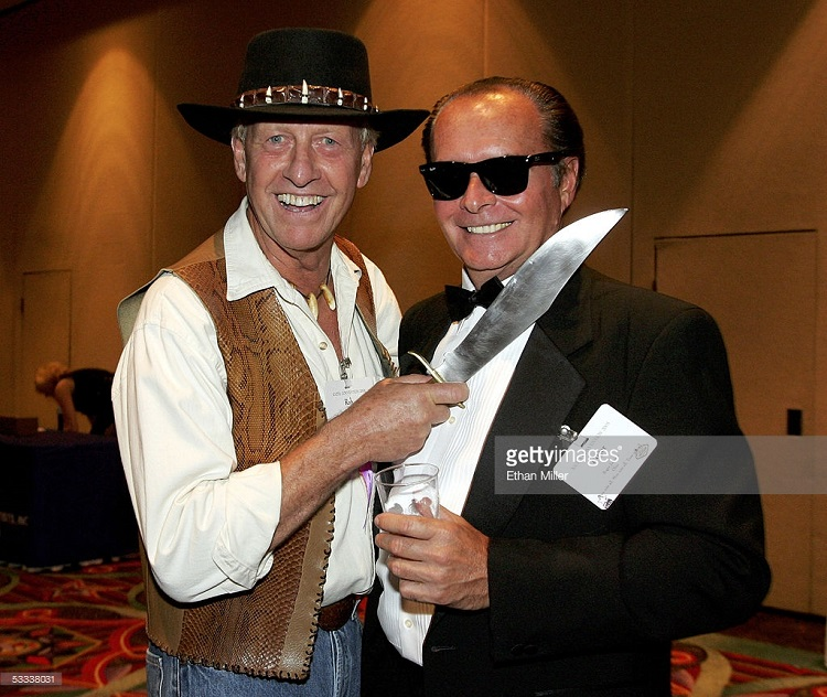 opening night at the International Guild of Celebrity Impersonators & Tribute Artists' fourth annual World Convention of Famous Reflections at the Stardust Resort & Casino August 7, 2005 in Las Vegas, Nevada.