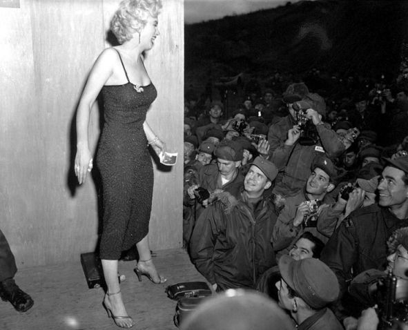 marilyn-monroe-korea