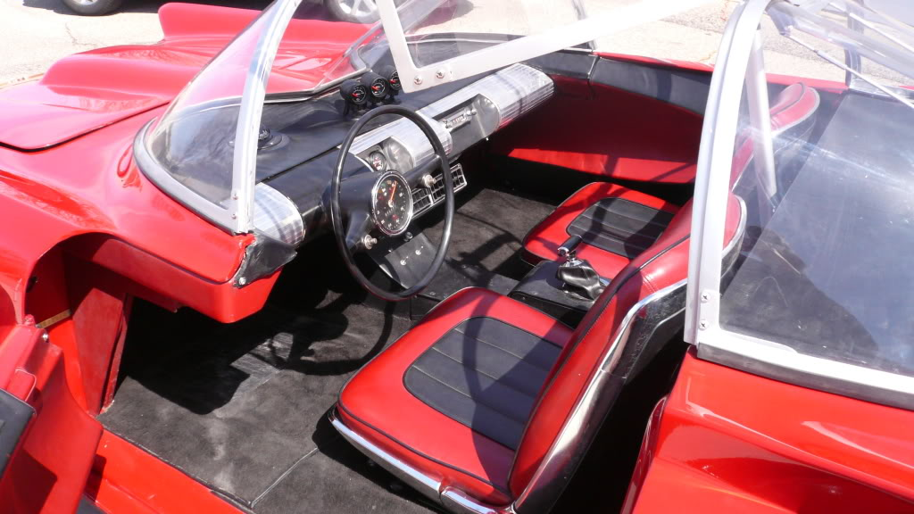 Pearlescent Car Paint >> 1955 Lincoln Futura: the concept car that would become the original Batmobile   Markosun's Blog